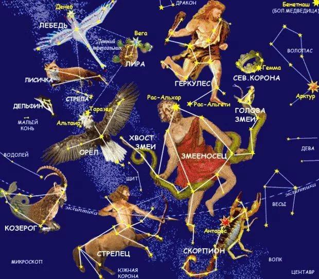 звезда альдерамин в астрологии